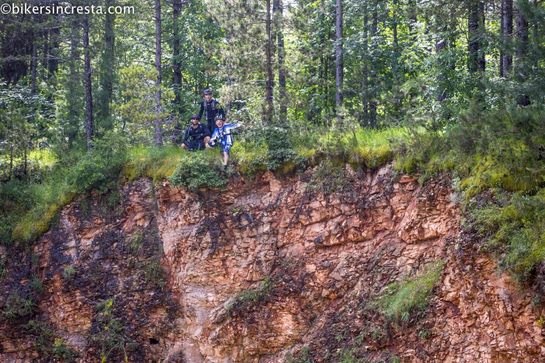 Serrapetrona – Buca del terremoto