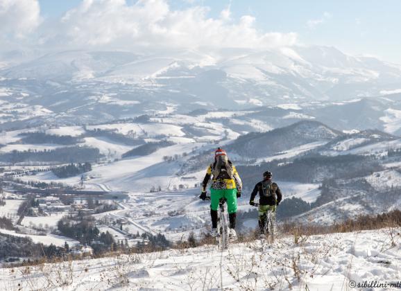 Capodanno sul Monte di Muccia
