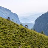 La splendida Val d'Ambro