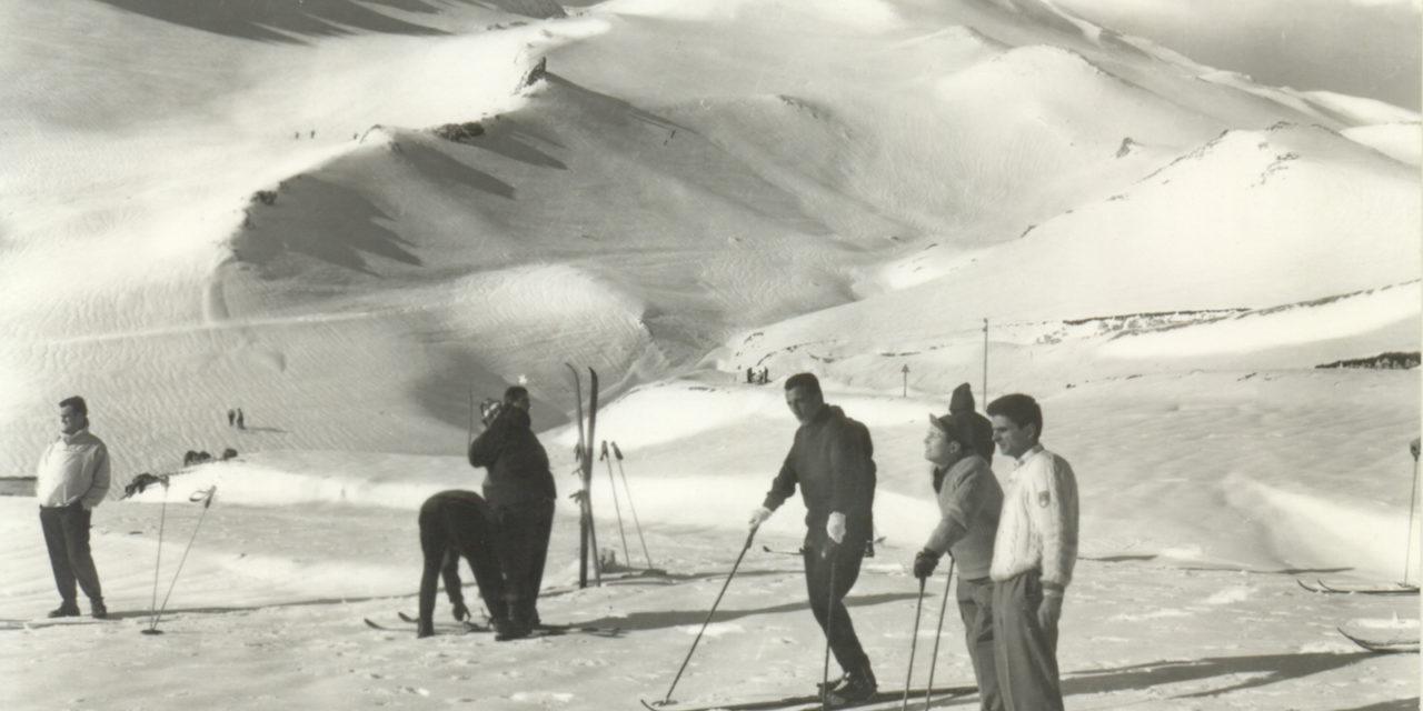 Breve storia dello sci alpino