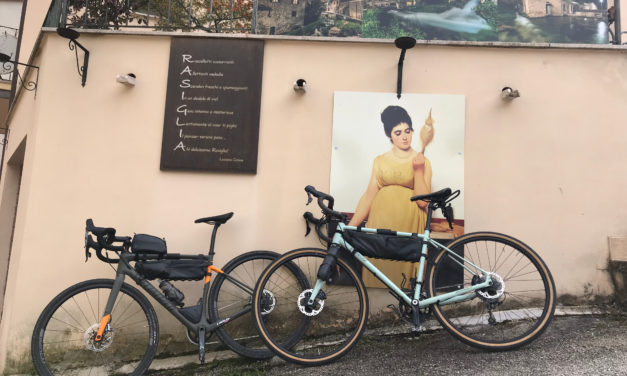 Rasiglia – Gravel bike